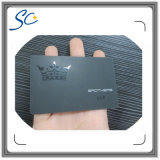 Custom Cr80 Matte Black Plastic PVC Card