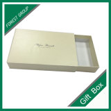 Reciclado de cartón personalizada del cajón caja de regalo