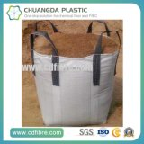 Cross Corner Super Sack Flat Bottom FIBC Sand Bag