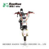 Motocicleta 2016 elétrica adulta elétrica popular do herói 800W