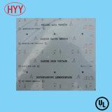 Fábrica de superfície da placa de circuito impresso do PWB do diodo emissor de luz do revestimento de OSP (HYY-165)