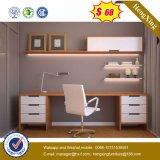 Деревянный стол l офисная мебель компьютера меламина формы (HX-5N398)