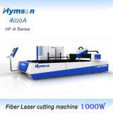 Estaca do laser da fibra do aço inoxidável de aço de carbono da máquina