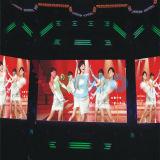 Pantalla de visualización a todo color de alquiler de interior caliente de LED de la venta P5 de Shenzhen