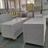 Feuerfeste Dach-Felsen-Wolle-Zwischenlage-Isolierpanels für sauberer Raum-Panel