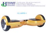 """""""trotinette"""" de derivação esperto psto do balanço do auto com luz do diodo emissor de luz"""