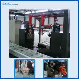 Riga solare del macchinario del serbatoio del riscaldatore di acqua con la saldatrice di MIG e di TIG