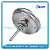 Termómetro bimetálico industrial/marina