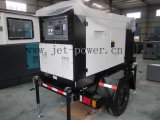 Приведено в действие генератором Cummins 4b3.9-G2 20kw 25kVA молчком тепловозным