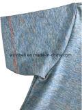 Basis de garen-Kleurstof van de Stijl T-shirt voor Jongen