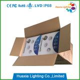 Luz subacuática de epoxy de la piscina PAR56 del LED