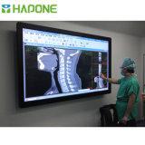 Visualización médica plana de la pantalla táctil del asunto de 85 pulgadas