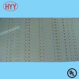 PWB do diodo emissor de luz do alumínio 1oz do branco 1.5mm do baixo custo com OSP (HYY-068)