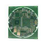 Fr4 Multilayer PCB van het Prototype van de Draai van Qucike van de Raad van PCB van Mededeling