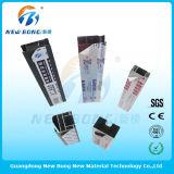 새로운 알루미늄 단면도를 위한 방어 테이프를 인쇄하는 LDPE PE를 동소리를 내십시오