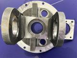 Le bâti en acier personnalisé de pièce forgéee de précision a modifié l'usinage en métal