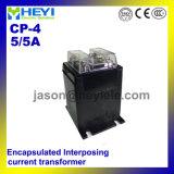 Cp4 encapsulado interponiendo la protección CT del transformador corriente 5/5 para el dispositivo de distribución