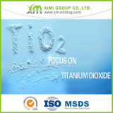 Dióxido Titanium TiO2 do pigmento branco excelente do brilho para o plástico