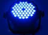 54X3w RGB 3in1 Waterdichte LEIDENE Licht van het PARI