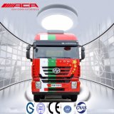 Iveco 4X2 35t 340HPの平屋根の長いトラクターのトラック