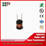 Inducteur 0810 de faisceau de tambour de faisceau de ferrite par l'inducteur plombé radial de trou