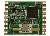 Módulo Transceptor RF 315-915MHz programável Transmissor Rfm69h e Receptor