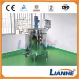 Shoe Cream Making Machine with Homogenizer Mixer