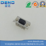 Interruptor suave del tacto del botón SMD de la corrección normalmente cerrada del interruptor 3*6*2.5m m