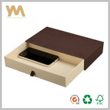 New Style Drawer Leather Belt Box Garment Acessórios Box