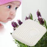 Het veilige Comfortabele Natuurlijke Hoofdkussen van het Latex voor Baby
