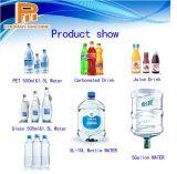 Warmeinfüllen-vollautomatische Flaschen-Plastikdurchbrennenmaschine