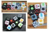 2017 The Hot Fidget Cube for Children Anti Stress