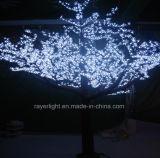 3m 요정 크리스마스 나무 훈장 당 LED Chrerry 나무 빛