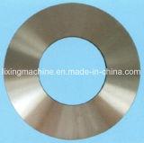 銅版の円の切り開く切断の回状の刃