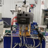Espulsore economico e pratico del laboratorio per la fabbricazione del Masterbatch di plastica