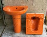 Тазик мытья ванной комнаты керамический для проекта Малыш-Сада или детей (MG-0051B)