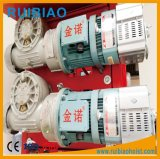 Maquinaria elétrica de elevação de construção 11kw 15kw 18kw Motor Dynamo