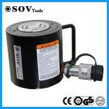 Cilindro hidráulico da única contraporca fina ativa do Sov (SV17Y)