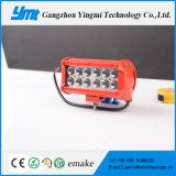 Luz do trabalho do diodo emissor de luz da microplaqueta 36W do diodo emissor de luz de Epistar para o veículo Offroad