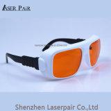 Quatro vidros de segurança /Goggle do laser do frame para 200-532nm para o laser verde