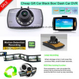 "Hot Sale Promotion 2.4 ""Car Dash Camera DVR Gravador de Vídeo Digital com Detecção de Movimento Car Black Box DVR-2442"