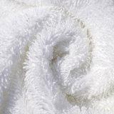 선전용 백색 호텔 면 테리 마스크/목욕 수건
