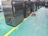 Réfrigérateur de souffle d'acier inoxydable et congélateur à air forcé personnalisés