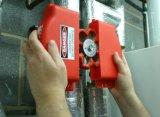 Fechamento ajustável da válvula de esfera da alta qualidade Zc-F05 com 7 furos