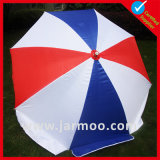 La coutume annoncent le parapluie de Sun de plage