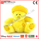아기 아이 아이들을%s 견면 벨벳에 의하여 기워지는 곰 장난감 박제 동물 연약한 장난감 곰
