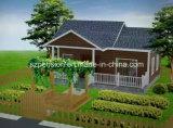 Nuovo tipo vita di alta qualità con la villa mobile/Camera prefabbricate/prefabbricate