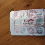 La vitamine A complexe marque sur tablette l'usine de GMP