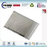 Feuchtigkeitsfeste metallische Matt aufgefüllte Luftblasen-Umschläge