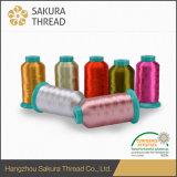 Filetto viscoso del rayon 100% di Sakura/del ricamo